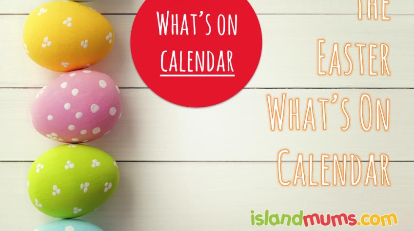 Islandmums Easter calendar
