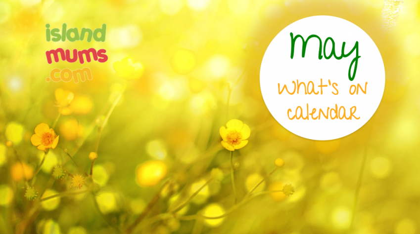 islandmums what's on may