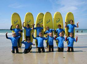 Guernsey Surf School
