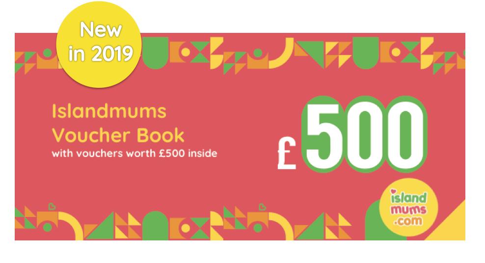 Islandmums Family Club voucher book