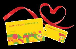 Islandmums Family Club card