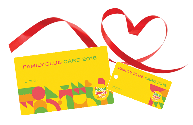 Islandmums family club membership