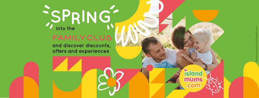 Family Club membership Islandmums