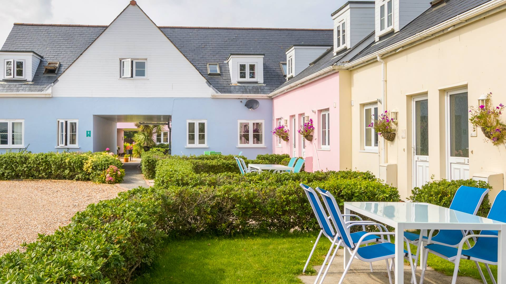 Ellingham Self-Catering Cottages, Guernsey
