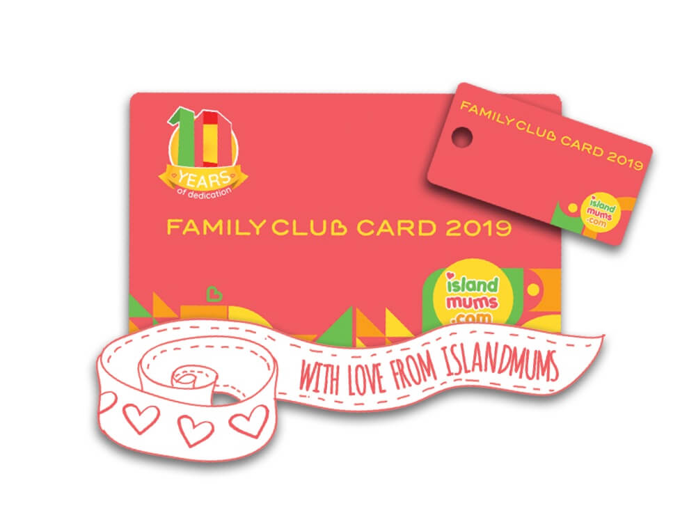 Family Club membership - join today!