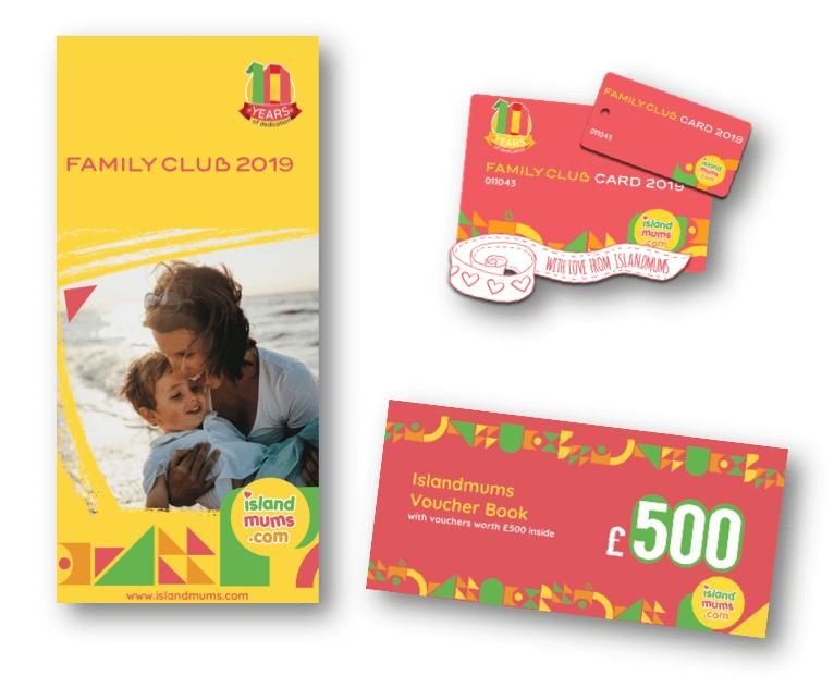 Family Club membership benefits